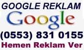 Google Reklam Vermek