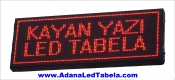 Led Tabela 96 X 16 Cm (6 Panel) Çift Yönlü – 430TL