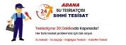 Adana Su Tesisatçısı – Adana Sıhhi Tesisat
